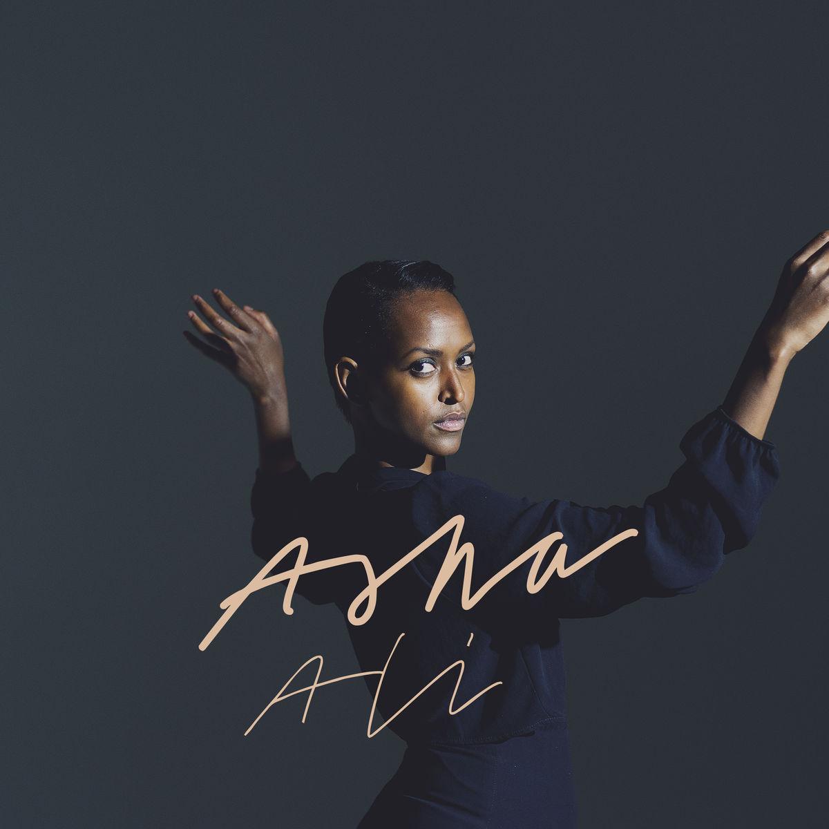 Asha Alis Nya Album Har årets Omslag