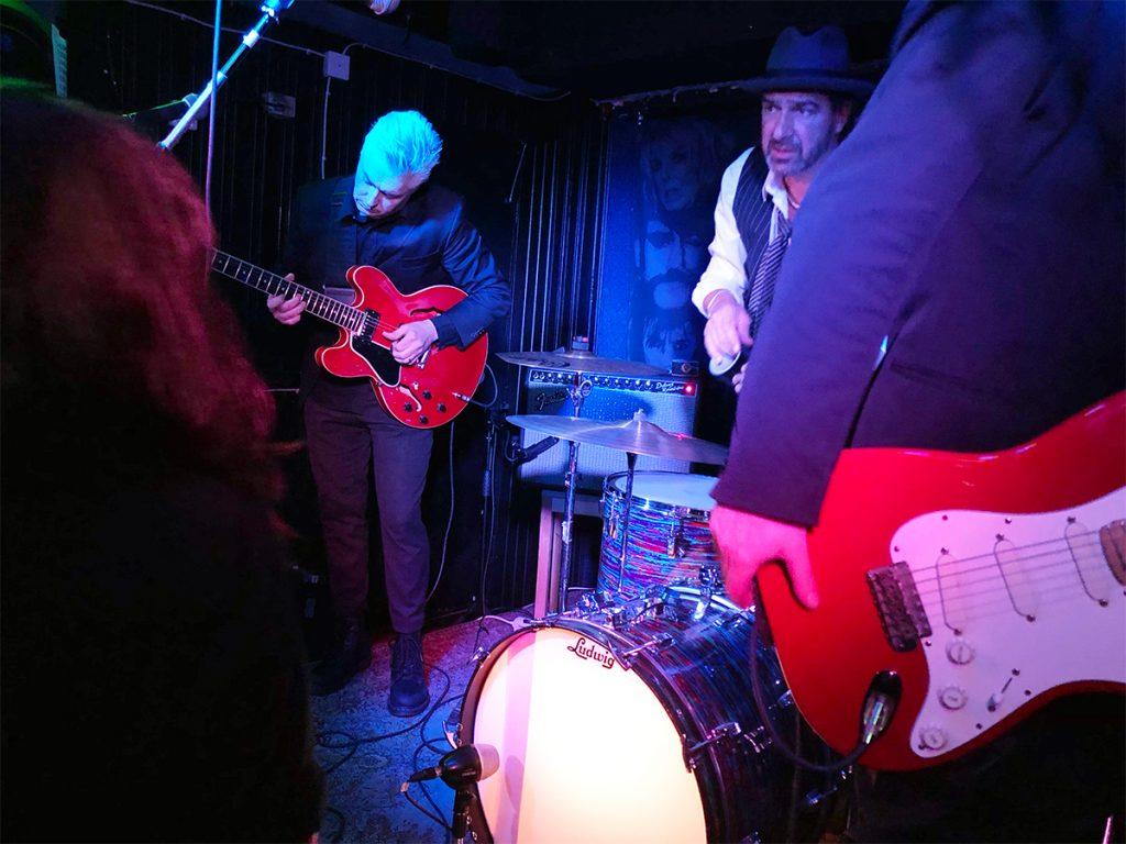 ROSSI at Club Probation in Stockholm December 15, 2018 (photo: Magnus Nilsson)