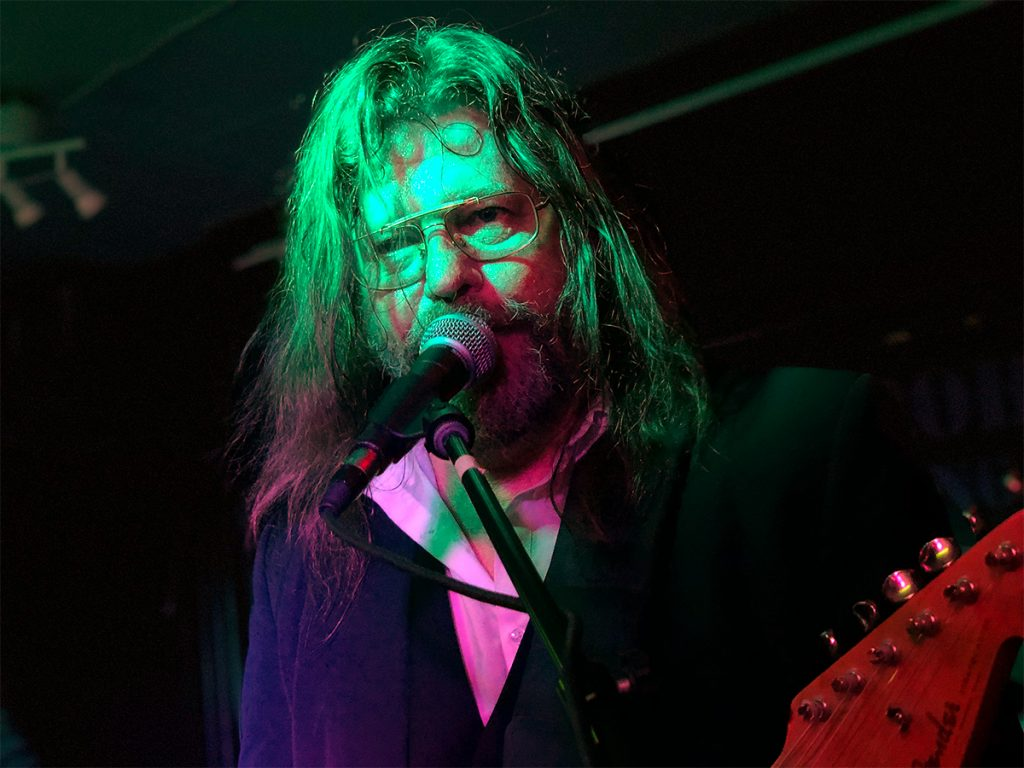 ROSSI at Club Probation in Stockholm December 15, 2018 (photo: Magnus Nilsson)